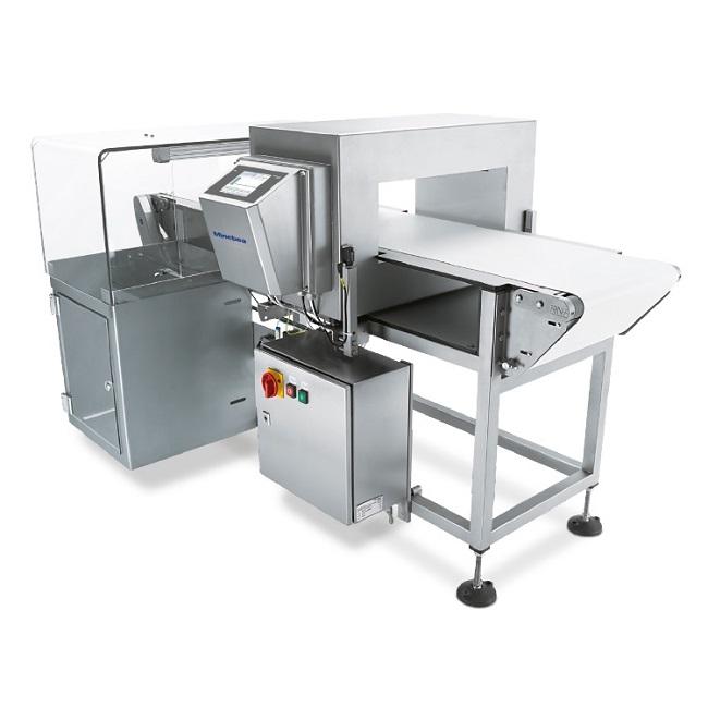 Máy dò kim loại trong thực phẩm minebea chính hãng