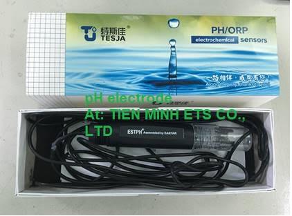 Điện cực đo pH trong xử lý nước thải RT606