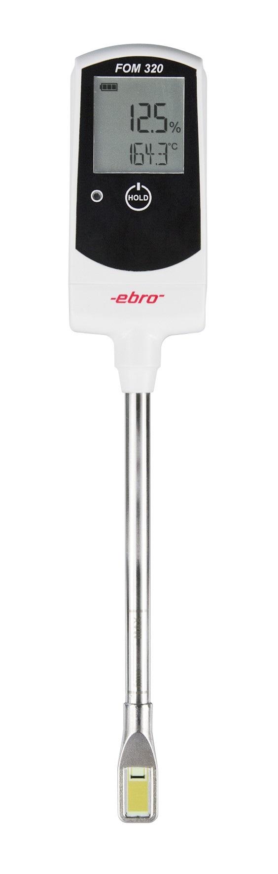 Máy đo chất lượng/ nhiệt độ dầu chiên FOM320
