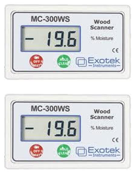 Máy đo độ ẩm gỗ và vật liệu xây dựng MC-300WS