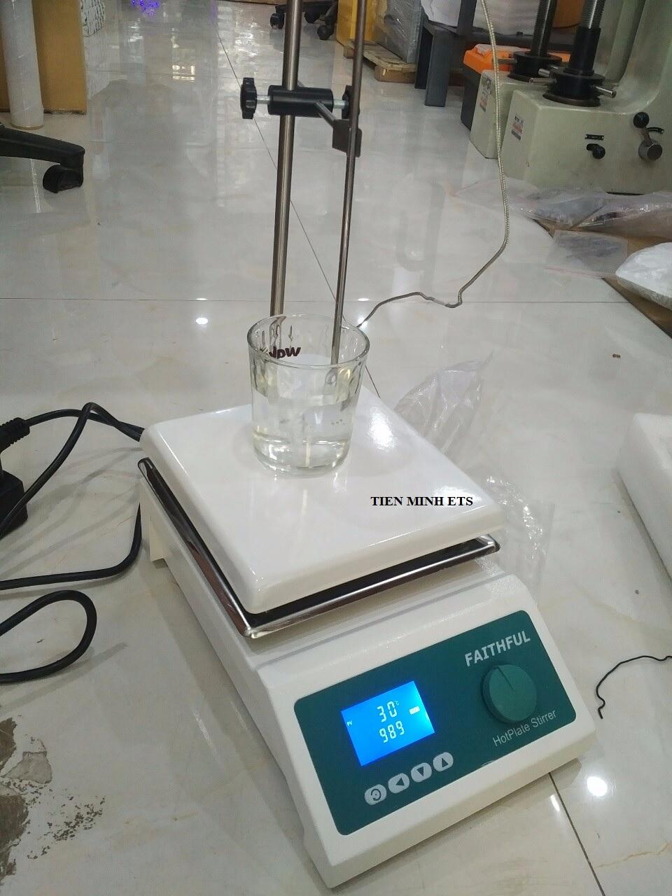 Máy khuấy từ gia nhiệt SH-4C