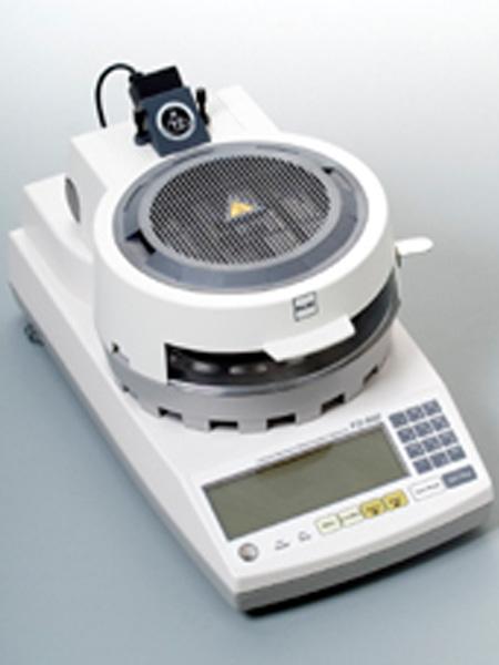 Cân xác định độ ẩm FD-800 KETT