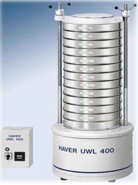 Máy lắc sàng lớn Haver & Boecker | Model: UWL 400T
