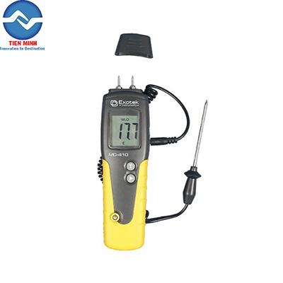 Máy đo độ ẩm mùn cưa MC-410 Exotek