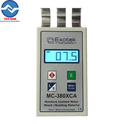 Máy đo độ ẩm gỗ và vật liệu xây dựng MC-380XCA