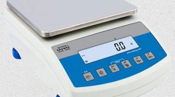 Cân kỹ thuật 6kg 1 số lẻ WLC6