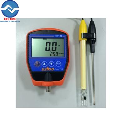 Máy đo độ dẫn và nhiệt độ CD-104 hãng Gondo