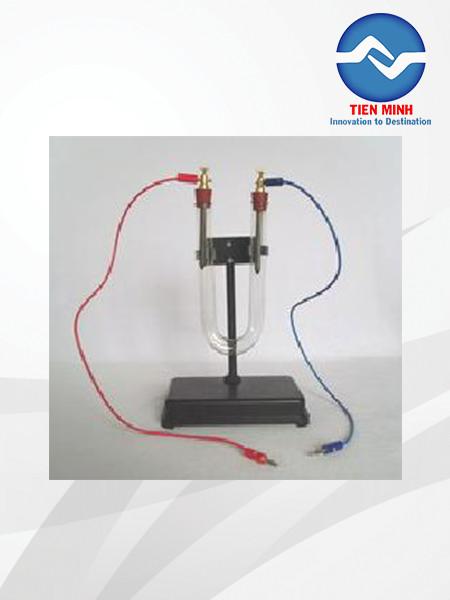 Bộ dụng cụ điện phân dung dịch CuSO4