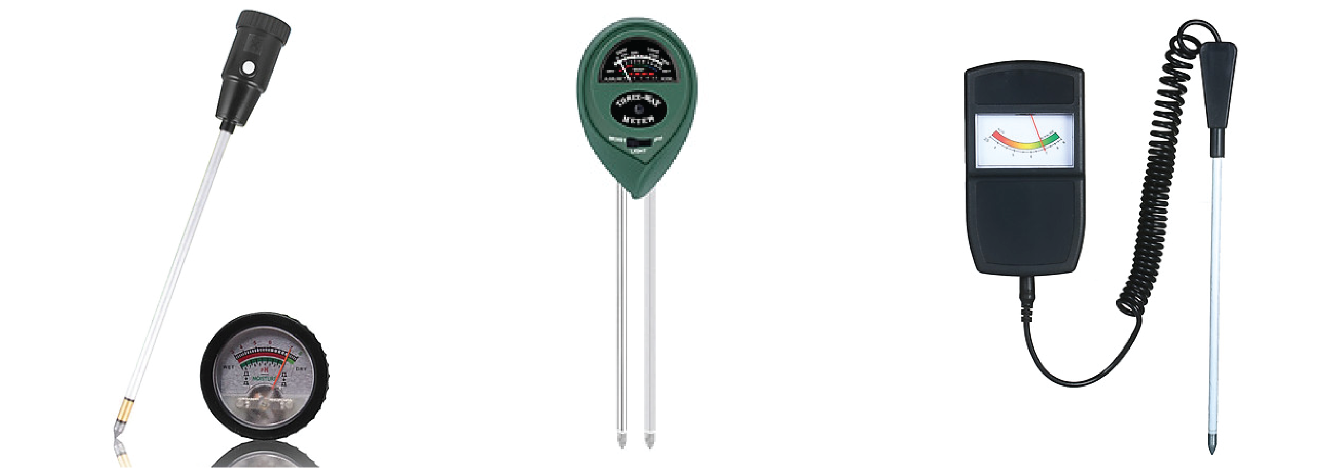 máy đo pH trong đất